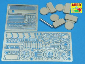 AB35143 Russian Heavy Tank KV-1 Vol.1 Basic set (Tamiya)